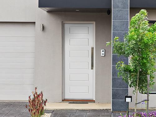 Steel Door Styles
